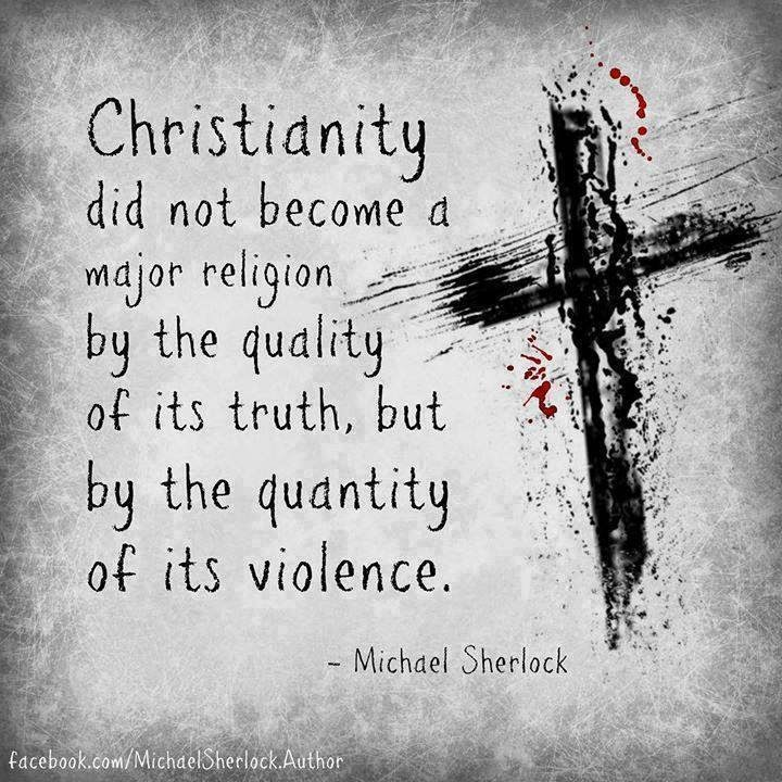 VIOLENT CHRISTIANITY – REFUTING THE APOLOGISTS AT COME REASONMINISTRIES