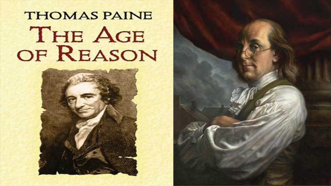 The Age of Reason – A Letter from Benjamin Franklin to Thomas Paine