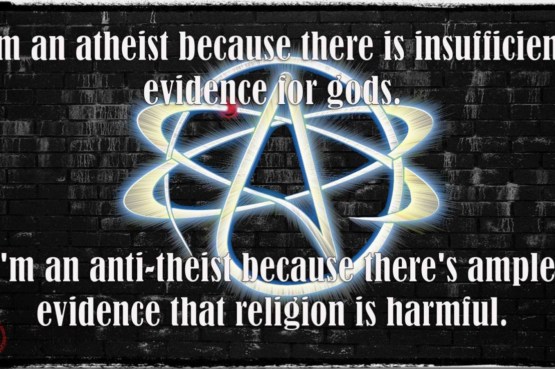 My Approach to Anti-Theism – The ReligionMethod