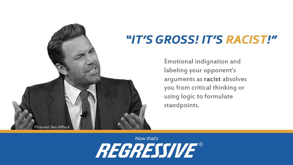 the regressive left threat the dangerous rise of regressive liberal