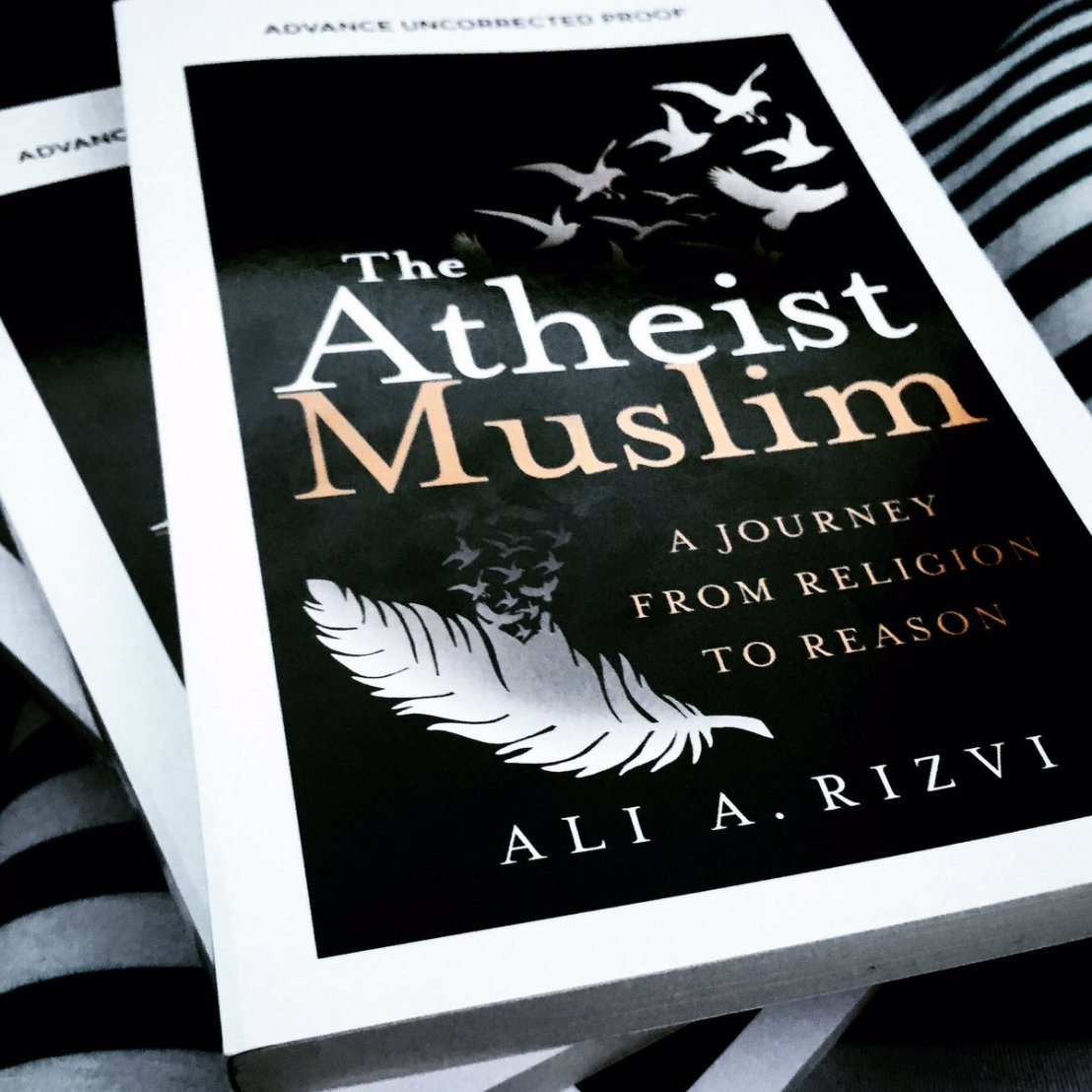 Non-Believers in the Muslim World: A Tale of Two Identities | Ali A. Rizvi (Video)