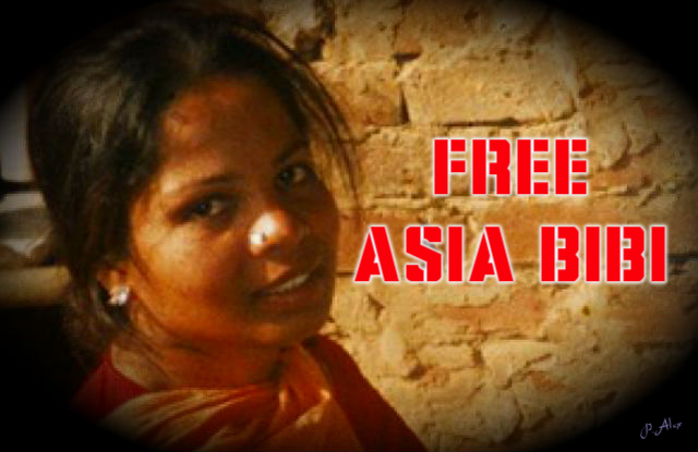 Celebrity Atheists, Humanists & Secularists Across the Globe Rally to Save Asia Bibi
