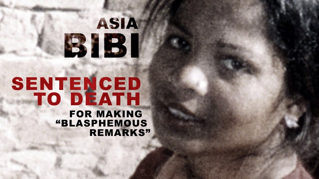 The Social Media Revolution to Save Asia Bibi – Abolish Blasphemy Laws