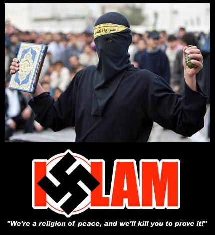 Muslims and Nazis
